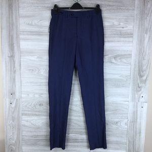 Ted Baker London Jefferson Wool Dress Pants
